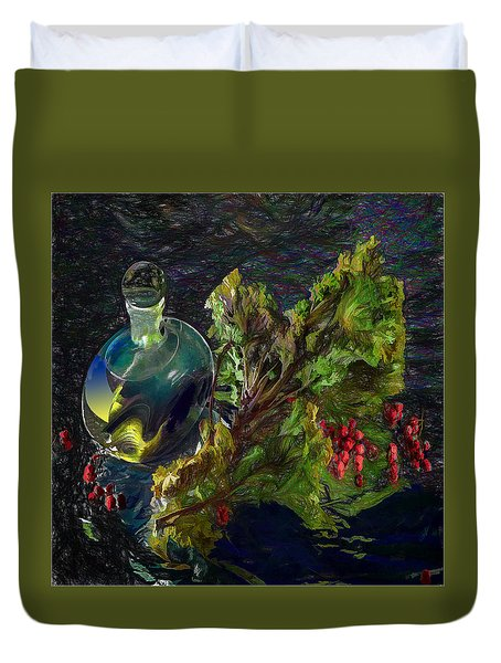 Summer Stillife Duvet Cover
