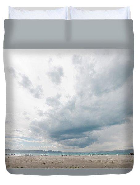 Summer Storm Duvet Cover