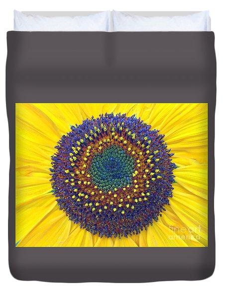 Summer Sunflower Duvet Cover