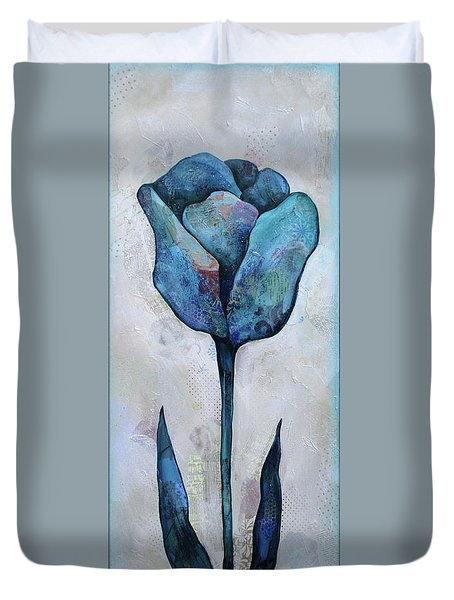 Summer Tulip I Duvet Cover
