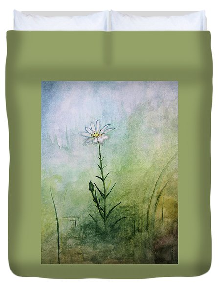Summer Wildflower Duvet Cover