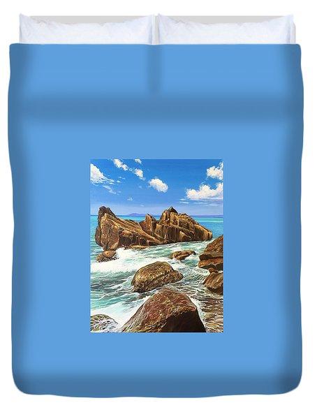 Summerfling Duvet Cover