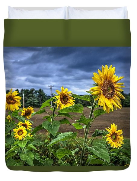 Summers Over Duvet Cover