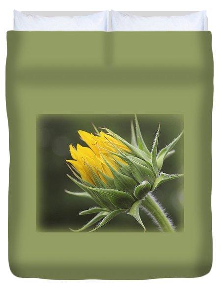 Summer's Promise - Sunflower Duvet Cover