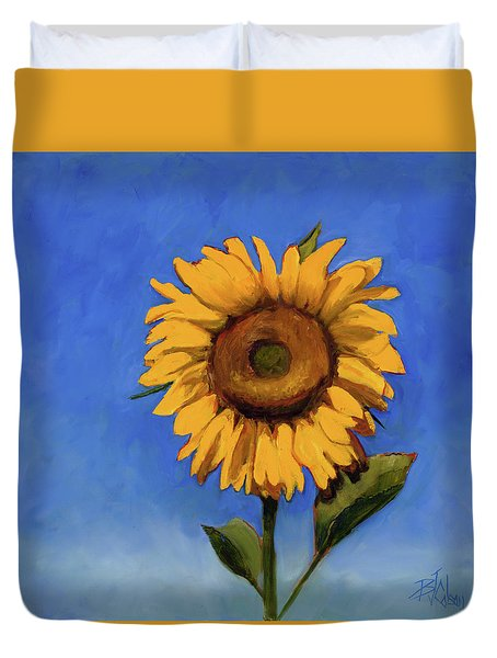 Summertime  Duvet Cover