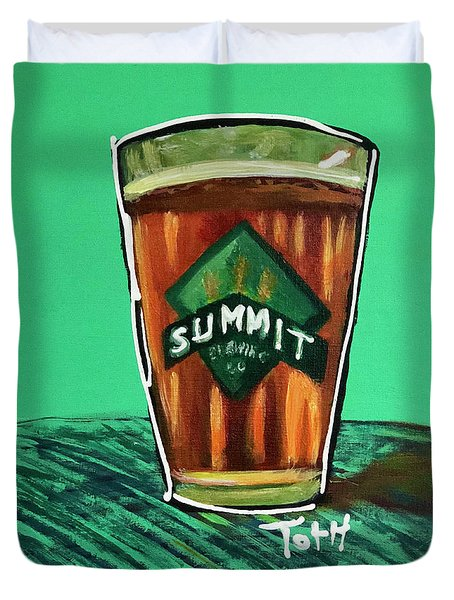 Summit 2 Duvet Cover