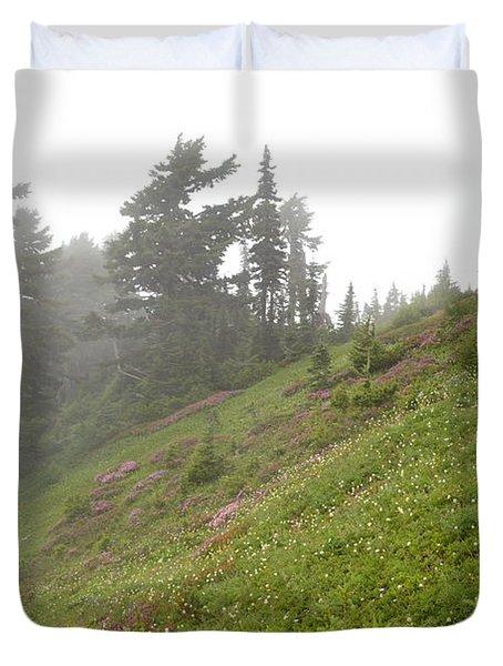 Summit Shroud Duvet Cover