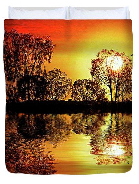 Sun 38 Duvet Cover