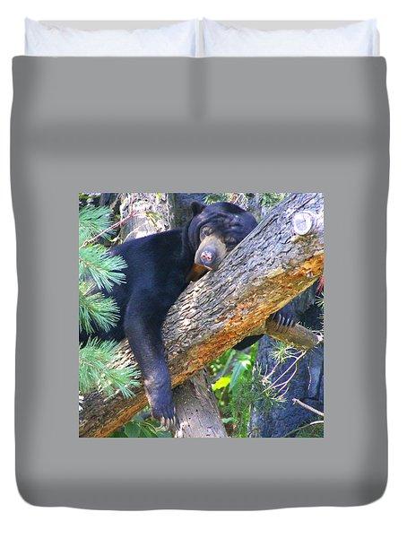Sun  Bear - Afternoon Nap Duvet Cover