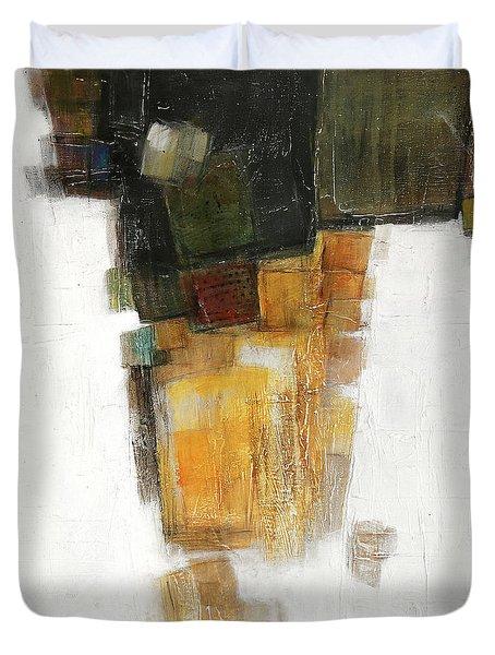 Sun Duvet Cover by Behzad Sohrabi