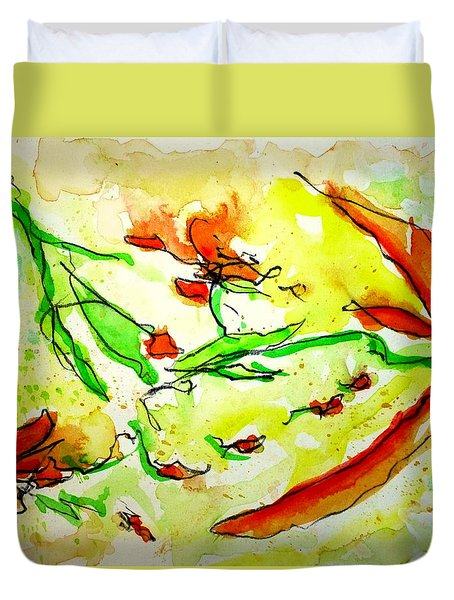 Sun Catchers 2 Duvet Cover