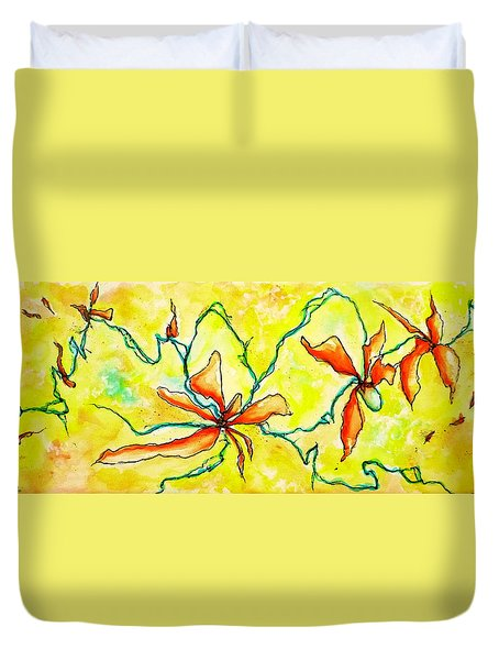 Sun Catchers 4 Duvet Cover