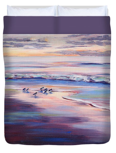 Sun Down - Sweet Spot Duvet Cover