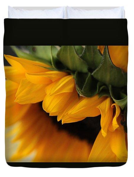 Sun Dozing  Duvet Cover