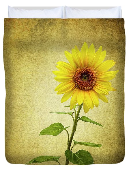Sun Flower Duvet Cover