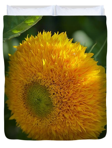 Sun Duvet Cover by Joseph Yarbrough