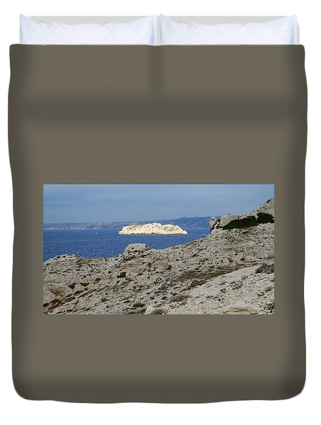 Sun Kissed Island Duvet Cover