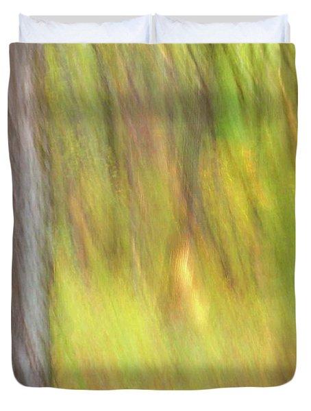 Sun Kissed Tree Duvet Cover