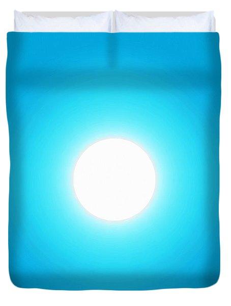 Sun Duvet Cover