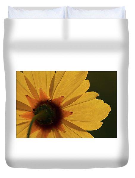 Sun Petals Duvet Cover