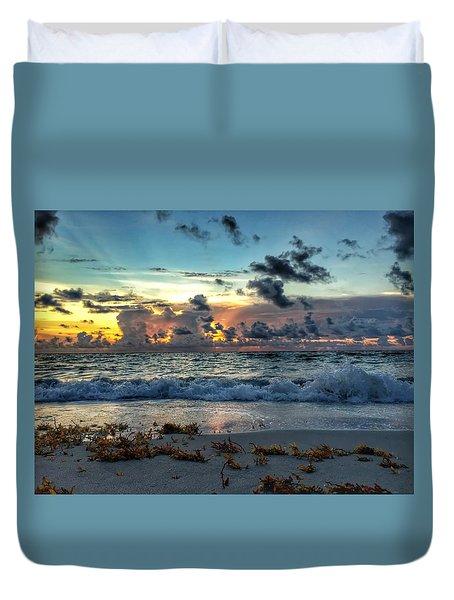 Sun Rays  Duvet Cover