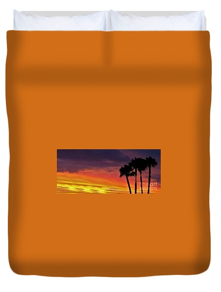 Sun Rest Duvet Cover