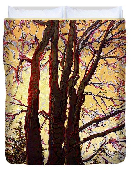 Sun-shielding Gallantrees Duvet Cover