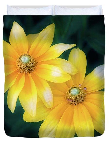 Sun Sisters Duvet Cover