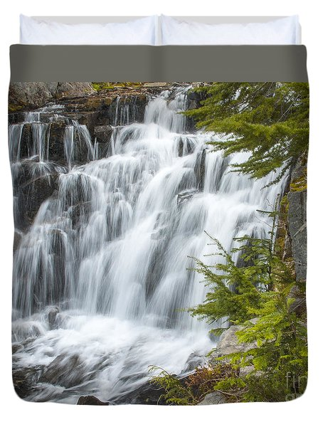 Sunbeam Creek II Duvet Cover
