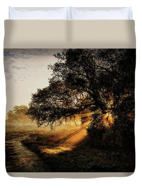 Sunbeam Sunrise Duvet Cover