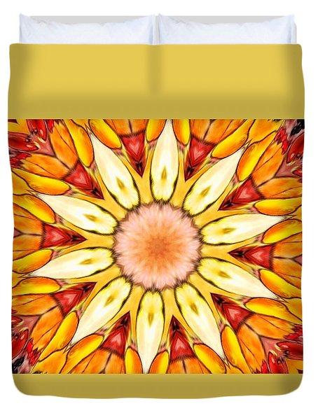 Sunbloom Duvet Cover
