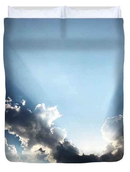 Sunburst Duvet Cover