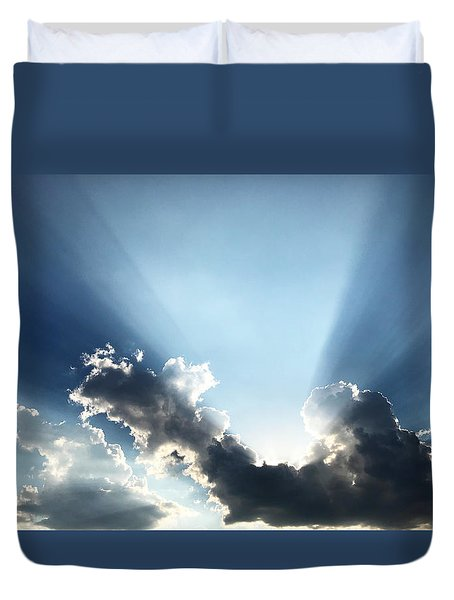Sunburst Duvet Cover