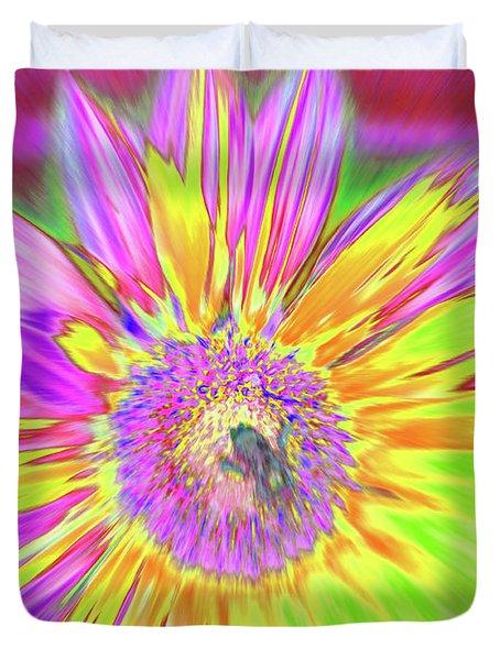 Sunbuzzy Duvet Cover