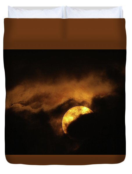 Sunclouds Duvet Cover