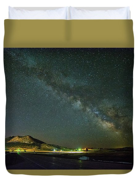 Sundance Milky Way Duvet Cover