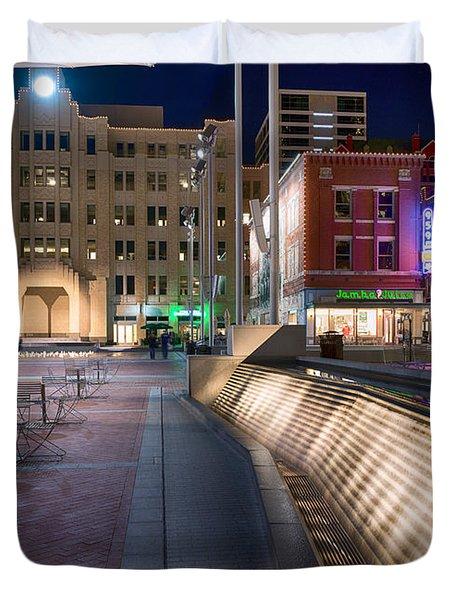 Sundance Square 01715 Duvet Cover