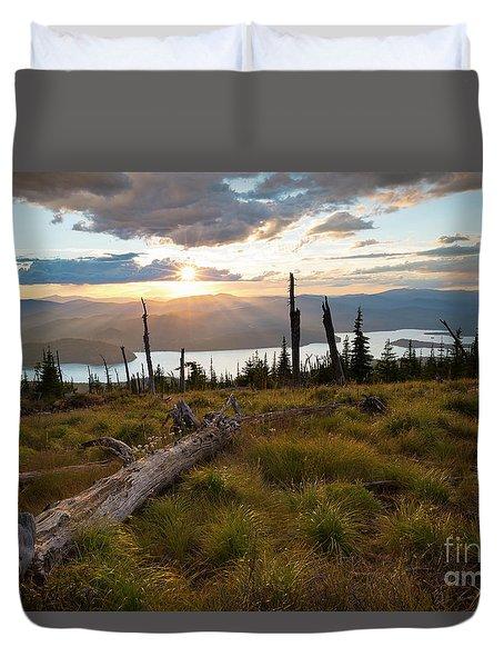 Sundance Sunset Duvet Cover
