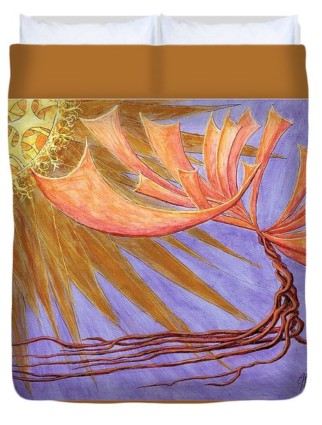 Sundancer Duvet Cover