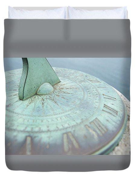 Sundial IIi Duvet Cover