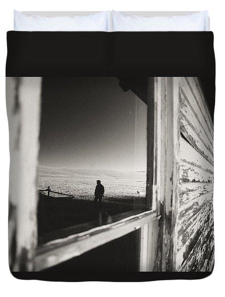 Sundown No. 1 Duvet Cover