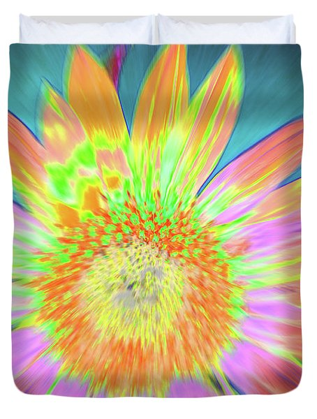 Sunfeathered Duvet Cover