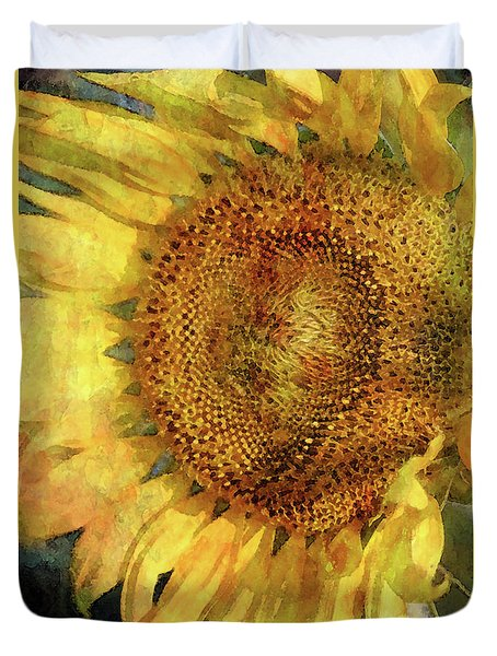 Sunflower 2254 Idp_2 Duvet Cover
