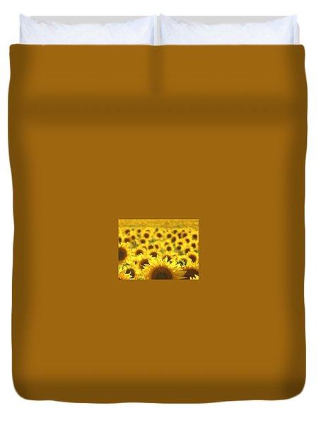 Sunflower Duvet Cover