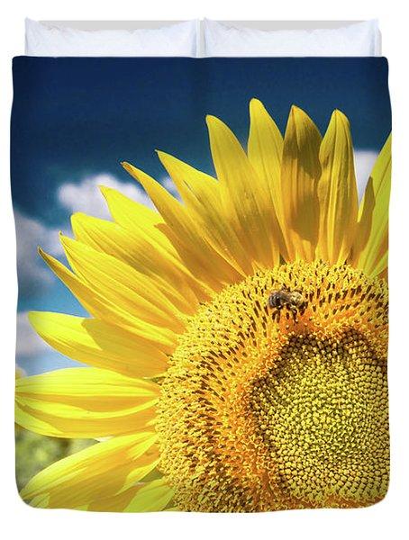 Sunflower Dreams Duvet Cover