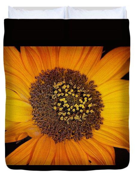 Sunflower Glory Duvet Cover