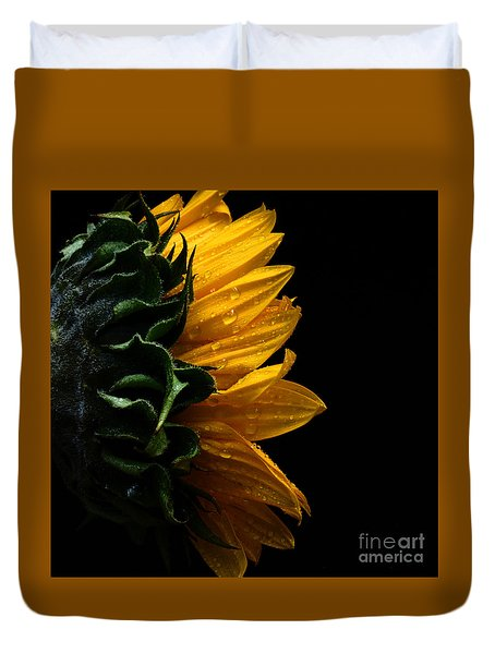 Sunflower Series IIi Duvet Cover