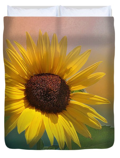 Sunflower Summer Duvet Cover