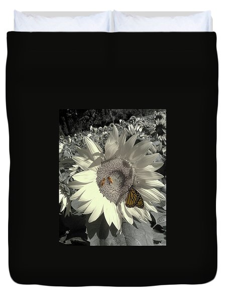 Sunflower Tint Duvet Cover