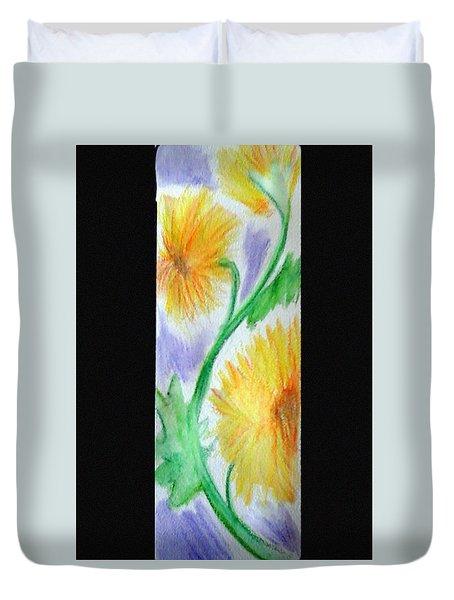Sunflowers 27 Duvet Cover